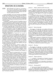BOE 040 de 15/02/2003 Sec 1 Pag 6284 a. 6285 - Consultores Online