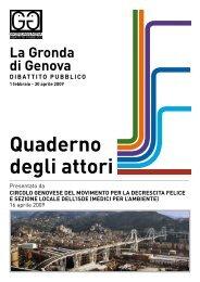 Quaderno inviato da ISDE e MDFGe - Urban Center - Comune di ...