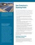 San Francisco, California: Solar in Action (Brochure), Solar ... - NREL - Page 2