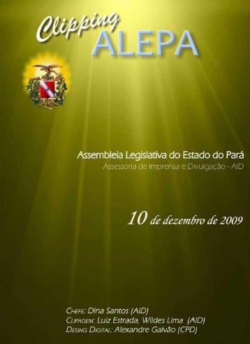 .m - Assembléia Legislativa do Estado do Pará