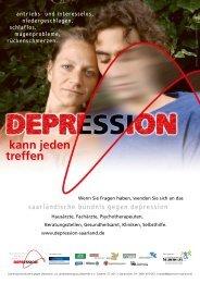 saarländische bündnis gegen depression - Saarländisches Bündnis ...