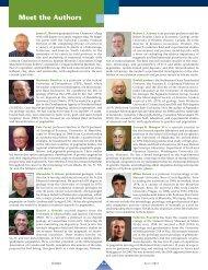Meet the Authors - Elements Magazine