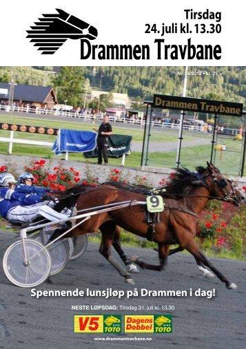 1 - Drammen Travbane