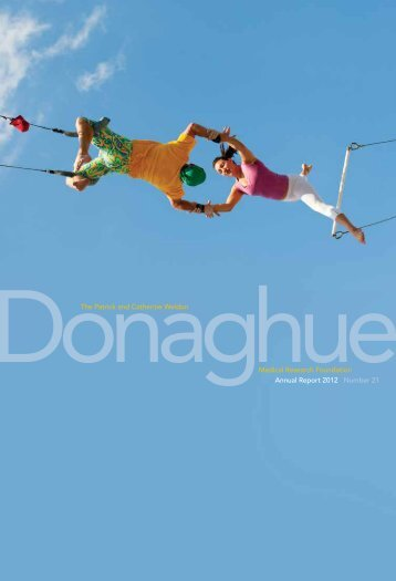 here - Donaghue Foundation