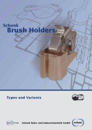 Schunk Brush Holders