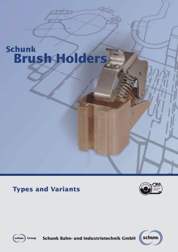 Schunk Brush Holders