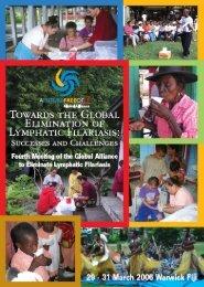 English - Global Alliance to Eliminate Lymphatic Filariasis