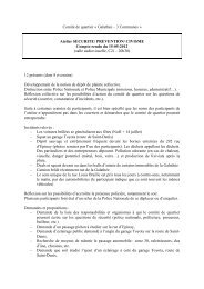 atelier sécurité, prévention et civisme - Deuil-la-Barre