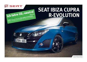 SEAT IBIZA CUPRA R-EvolUTIon - J.H. Keller AG