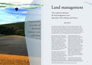 Land management - North Wessex Downs Area of Outstanding ...
