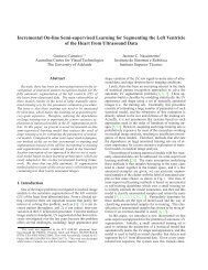 Incremental On-line Semi-supervised Learning for Segmenting the ...