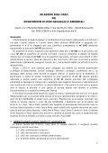 Relazione sugli spazi del DSGA anno 2009 - Università del Sannio - Page 3