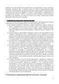 Relazione sugli spazi del DSGA anno 2009 - Università del Sannio - Page 6