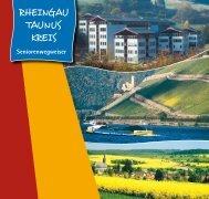 Seniorenwegweiser - Rheingau - Taunus - Kreis