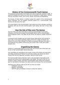 Volunteer Training Handbook - Isle of Man Commonwealth Youth ... - Page 3