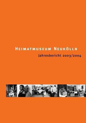 Untitled - Museum Neukölln