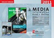 Information Print + Online - verlag moderne industrie