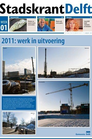 7 januari - Delft.nl