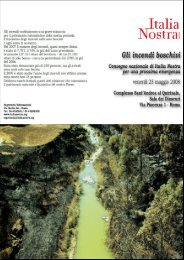 23 maggio 2008 - Italia Nostra
