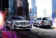 C-Class Saloon or Estate - Mercedes-Benz UK
