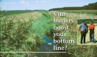 Can Buffers Boost Your Bottom Line? - Water Resources Education ...