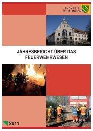 Einsatzentwicklung 1980 - 2011 - Kreisfeuerwehrverband Reutlingen