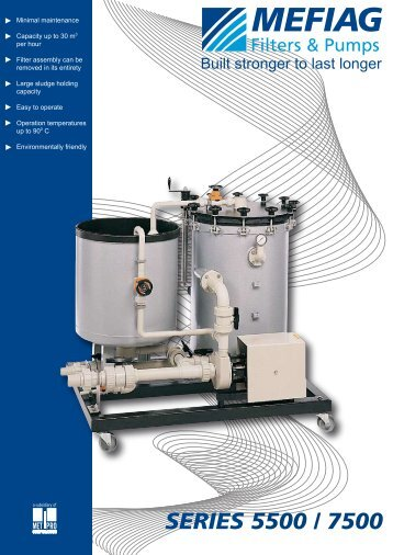 SERIES 5500 / 7500 - Pristine Water Solutions Inc.