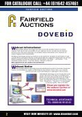Fairfield Auctions Fairfield Auctions - Page 2