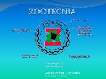(pdf) dos alunos sobre a carreira de Zootecnia
