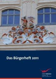 Das Bürgerheft 2011 - Stadt Zwickau