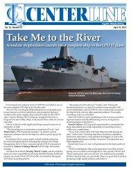 April 19 - Ingalls Shipbuilding - Huntington Ingalls Industries