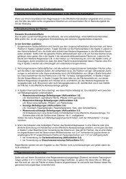 Hinweise zum Ausfüllen des Erhebungsbogens: - Sontheim an der ...