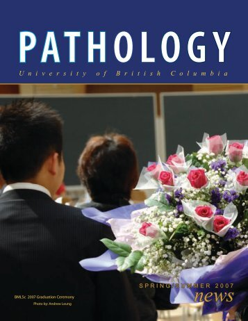 Pathology and Laboratory Medicine - University of British Columbia