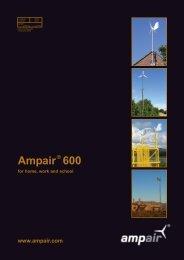Ampair 600 - Remote Power Inc