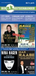 20.00 MAU-Club Turbostaat live - Ostsee-Anzeiger