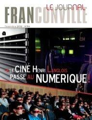 Novembre 2012 - Franconville