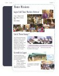 Newsletter Vol. 4 No. 1 - Apostolic Faith, West & Central Africa - Page 2