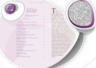 Cellular & Molecular Biology - Centro Nacional de Biotecnología