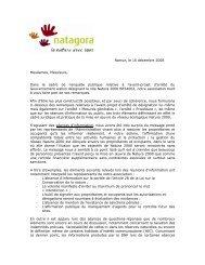 Remarques générales sur Natura 2000 (PDF, 137ko) - Natagora