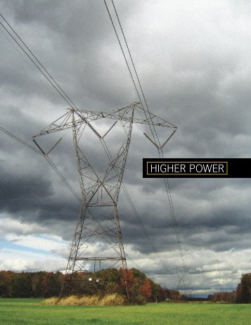 HigHer Power - Piedmont Environmental Council