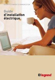 Guide d'installation électrique - Legrand