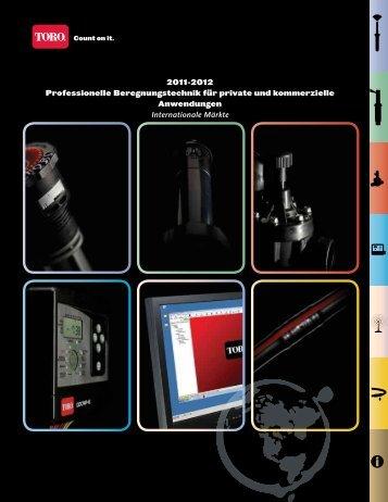 2011-2012 Professionelle Beregnungstechnik für ... - LIWATEC AG