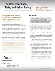 Download the report in pdf format - Center for Local, State, and ...