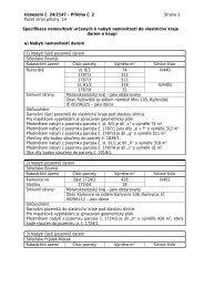 příloha je k dispozici ve formátu PDF - Moravskoslezský kraj