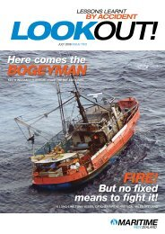 Issue 2, July 2006 - Maritime New Zealand