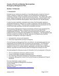 County of Perth and Member Municipalities Emergency ... - Page 3