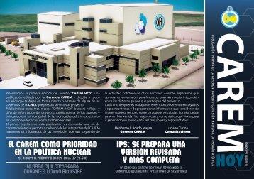 Boletin CAREM - CNEA
