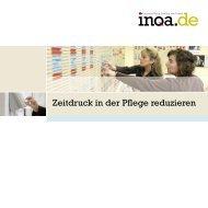 Zeitdruck in der Pflege reduzieren - Deutsches Netzwerk für ...