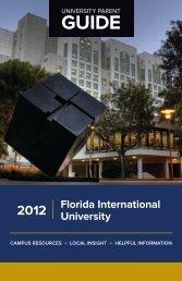 Florida International University - Orientation & Parent Programs