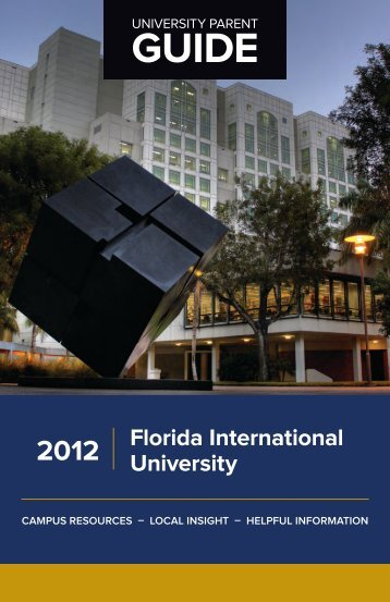 Florida International University - Orientation & Parent Programs
